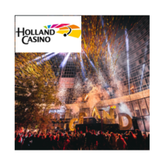 Opening Holland Casino